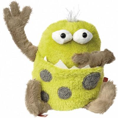 Peluche Sweety monstre jaune (19 cm) Sigikid