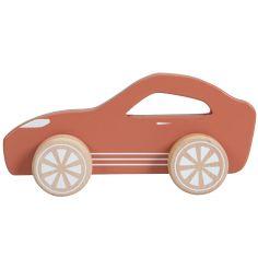 Petite voiture rouille