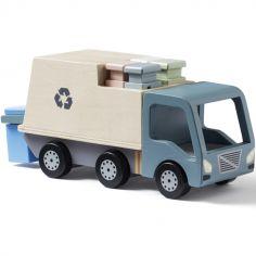 Camion de tri en bois Aiden