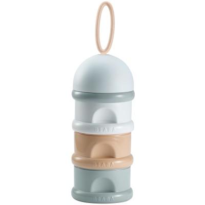 Boîte doseuse de lait empilable nude  par Béaba