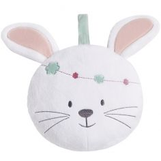 Peluche musicale connectée Bluetooth lapin