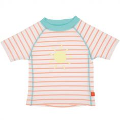 Tee-shirt de protection UV à manches courtes Splash & Fun marin pêche (12 mois)
