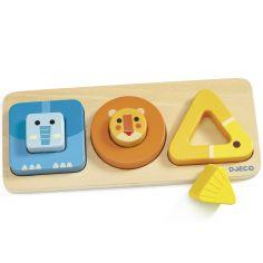 Puzzle à empiler VoluBasic (6 pièces)