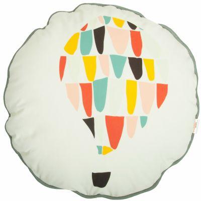 coussin rond mongolfi re diam tre 32 cm par trixie. Black Bedroom Furniture Sets. Home Design Ideas