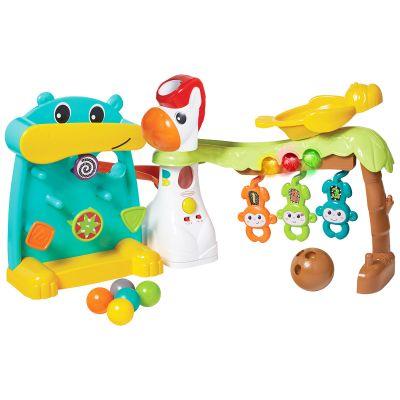 Centre d'activités Senso 4 en 1 Infantino