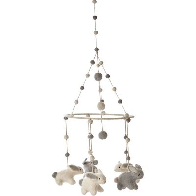 Mobile Papillon mobile d/écoratif pour chambre enfant suspension d/écorative pour chambre b/éb/é mobile animal avec ressort