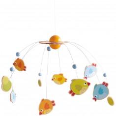 Mobile décoratif Petits oiseaux
