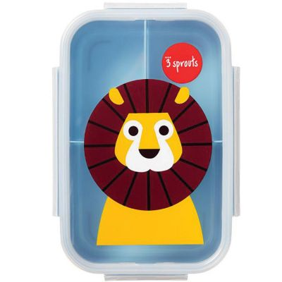 Lunch box Lion  par 3 sprouts