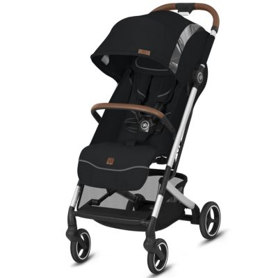 Poussette citadine Qbit+ Velvet Black Fashion Edition  par GB