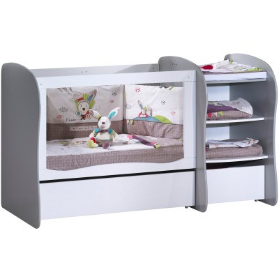 lit evolutif achat vente de lit pas cher. Black Bedroom Furniture Sets. Home Design Ideas