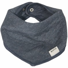 Bavoir bandana Midnight Blue