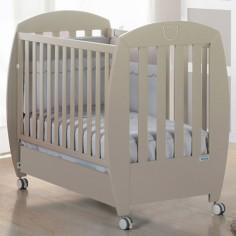 Lit bébé Valeria Relax sable (60 x 120 cm)