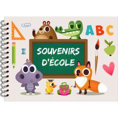Album photos ABC Souvenir d'Ecole (50 pages)