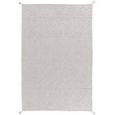 Tapis lavable Tribu natural (120 x 160 cm)