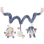 Spirale d'activités bleu et écru Bao et Wapi - Noukie's