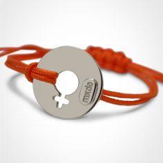 Bracelet Disco Fille (argent 925°)