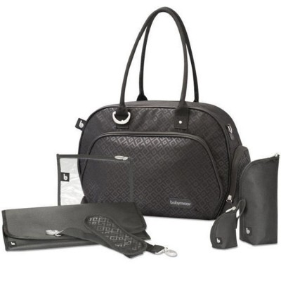 Sac à langer Trendy Bag Black noir