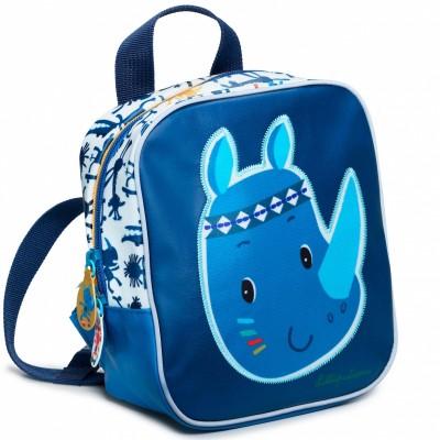 Mini sac à dos rhinocéros Marius  par Lilliputiens