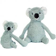 Peluche Les Ptipotos Koala menthe (28 cm)