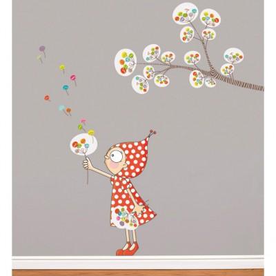 Sticker jardin zen  par Série-Golo
