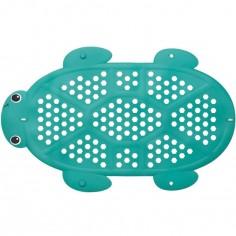 Tapis de bain et rangement pour jouets tortue