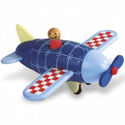 Kit magnets avion à construire Janod