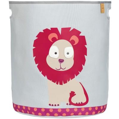 Panier à jouets Wildlife Lion  par Lässig