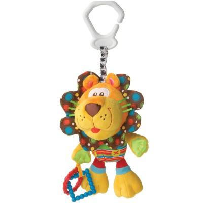 Peluche à suspendre Mon ami le lion Playgro