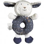 Hochet anneau Merlin - Sauthon Baby Déco