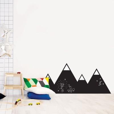 Stickers muraux Montagne ardoise  par Chispum