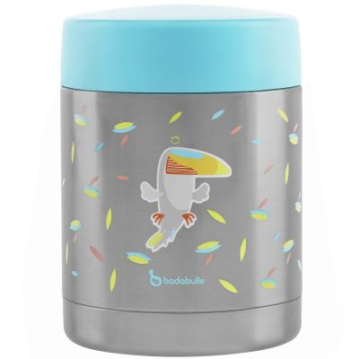 Thermos alimentaire Thermobox Toucan (350 ml)  par Badabulle