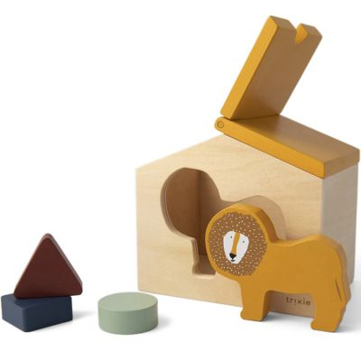 Maison à formes en bois Mr. Lion  par Trixie