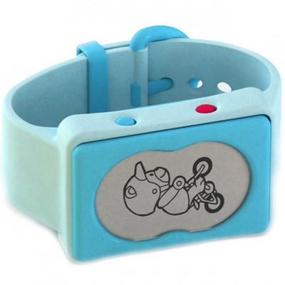 Montre sablier Kwid bleue Kid'sleep