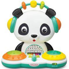 Jouet d'éveil musical Spin & Slide DJ Panda