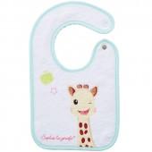 Bavoir à pression Sophie la Girafe - Babycalin