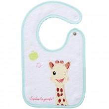 Bavoir à pression Sophie la Girafe  par Babycalin