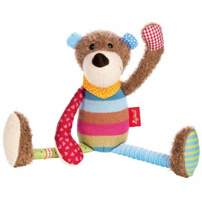 Peluche pantin ours Sweety (31 cm) Sigikid