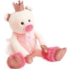 Peluche Rosette le cochon Happy Family (35 cm)