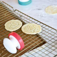 Décorations pour sablés Little Chef (4 pcs)