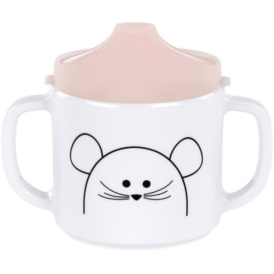 Tasse à bec Little Chums souris  par Lässig