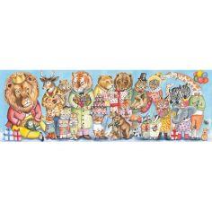 Puzzle King's Party (100 pièces)