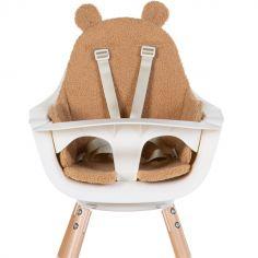 Coussin de chaise haute Teddy beige