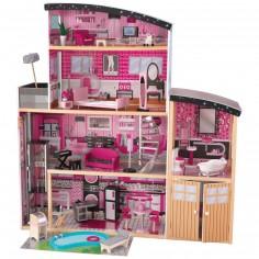 Maison de poupée Villa Sparkle