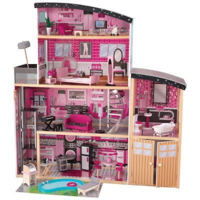 Maison de poupée Villa Sparkle KidKraft