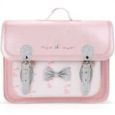 Cartable maternelle Lapin rose