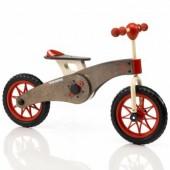Tricycle et draisienne 2 en 1 bois  - Italtrike