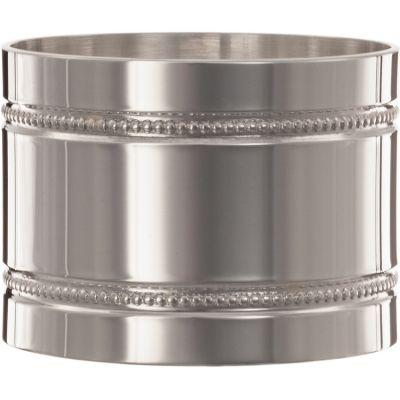 rond de serviette perles personnalisable argent massif 925 par aubry cadoret. Black Bedroom Furniture Sets. Home Design Ideas