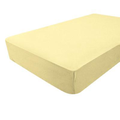 drap housse paille bambou 70 x 140 cm par doux nid. Black Bedroom Furniture Sets. Home Design Ideas