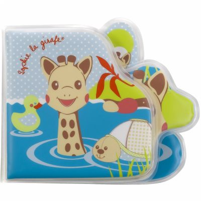 Livre de bain Sophie la girafe  par Sophie la girafe