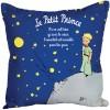 Coussin Le Petit Prince nuit étoilée (45 x 45 cm) - Le Petit Prince